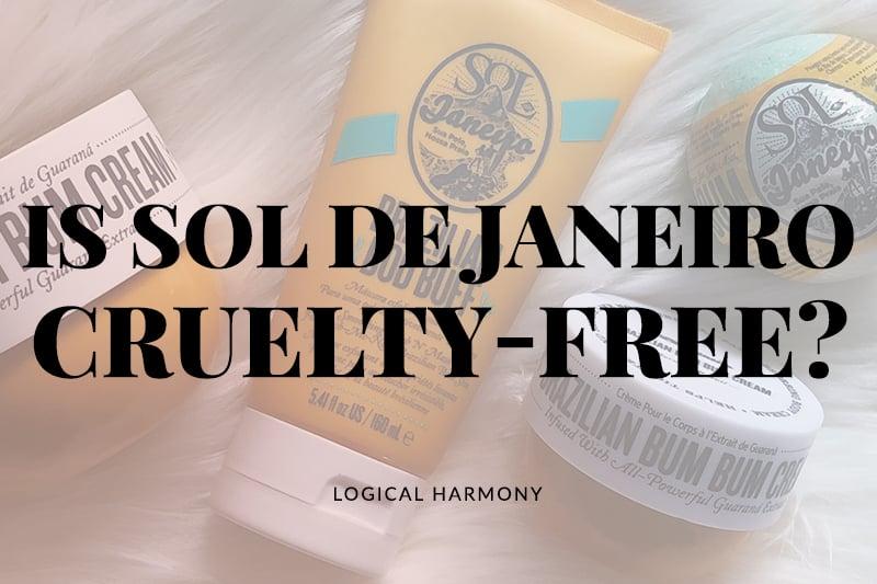 Is Sol de Janeiro Cruelty-Free?