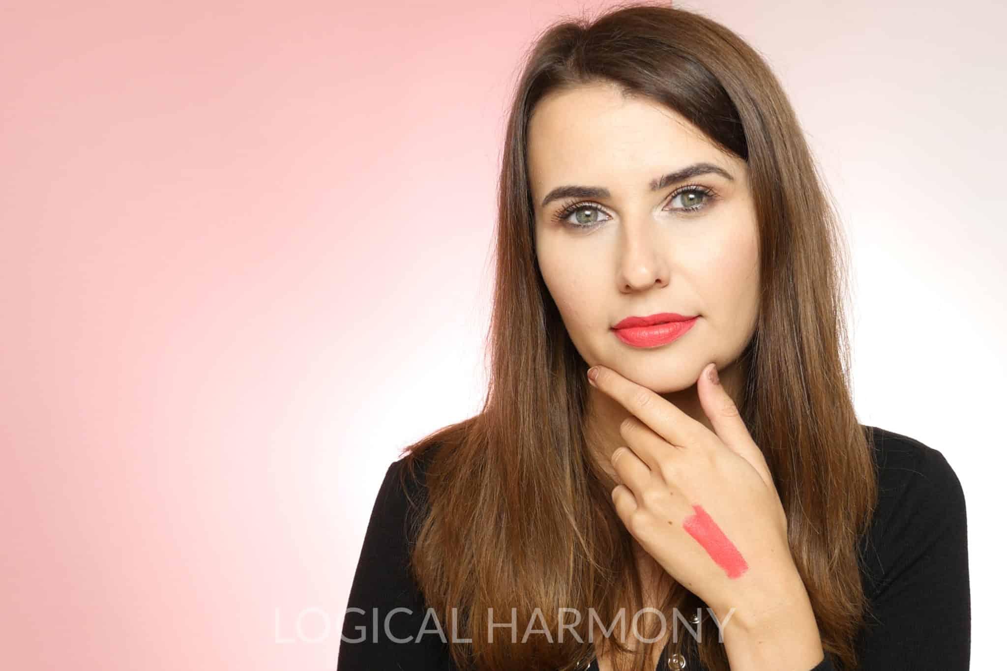 NCLA Beauty Lipstick Hollywood Heartbreaker