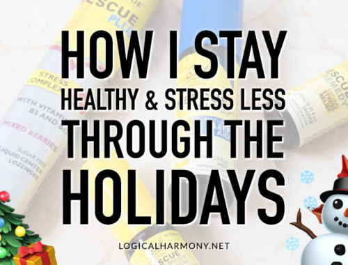 How I Stay Healthy and Stress Less Through the Holidays