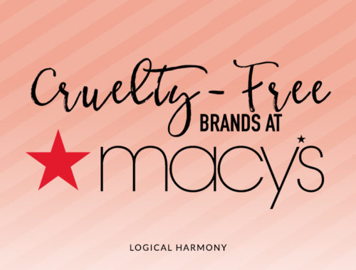 Cruelty-Free Brands at Macy's