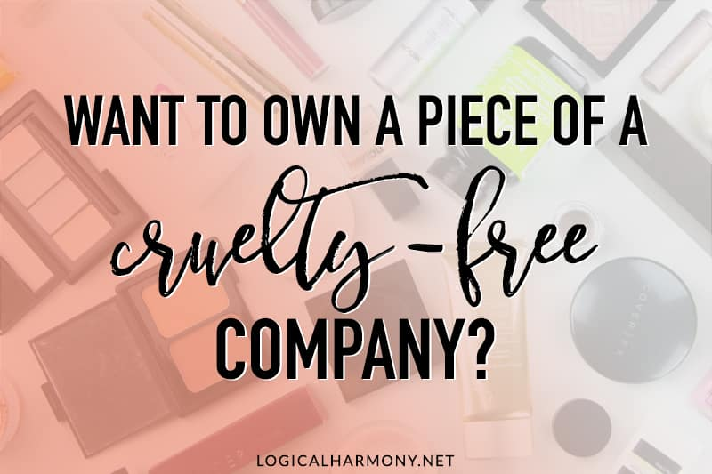 Want to Own a Piece of a Cruelty-Free Company?
