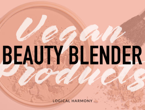 beautyblender Vegan Products List