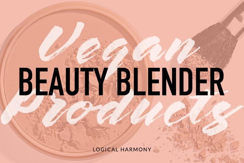 beautyblender Vegan Products List