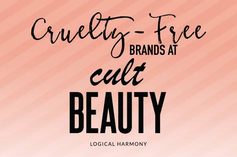 Cruelty-Free Brands at Cult Beauty