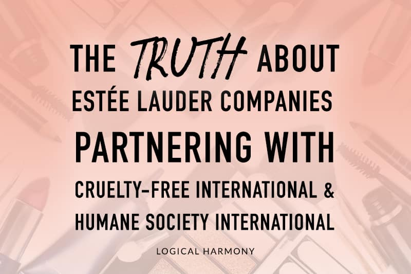 Estee Lauder Partners with CFI and HSI to Fight Animal Testing