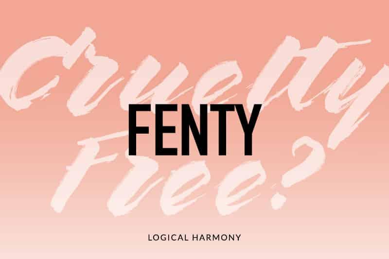 Is Fenty Cruelty-Free?