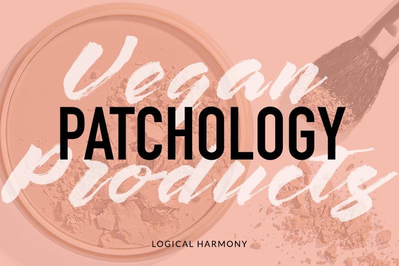 Patchology Vegan Products List