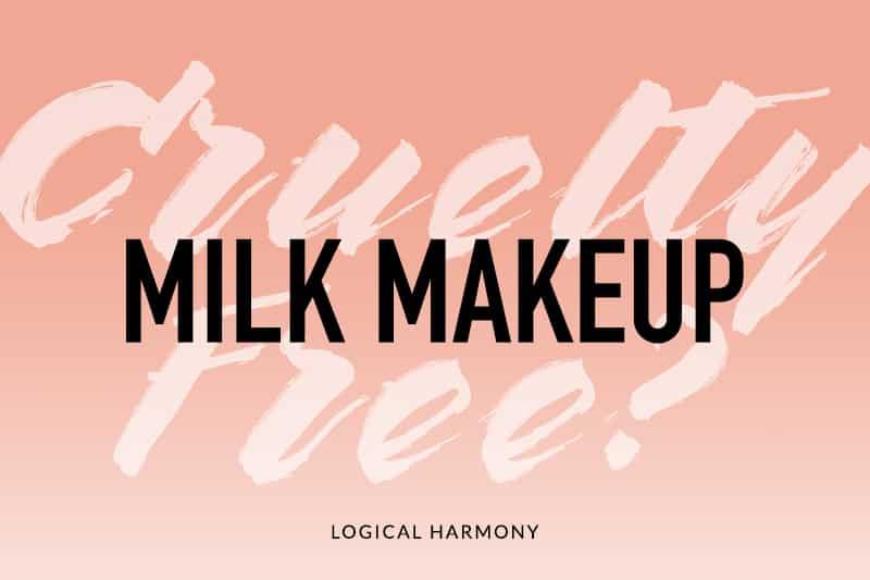 Is Milk Makeup Cruelty-Free?