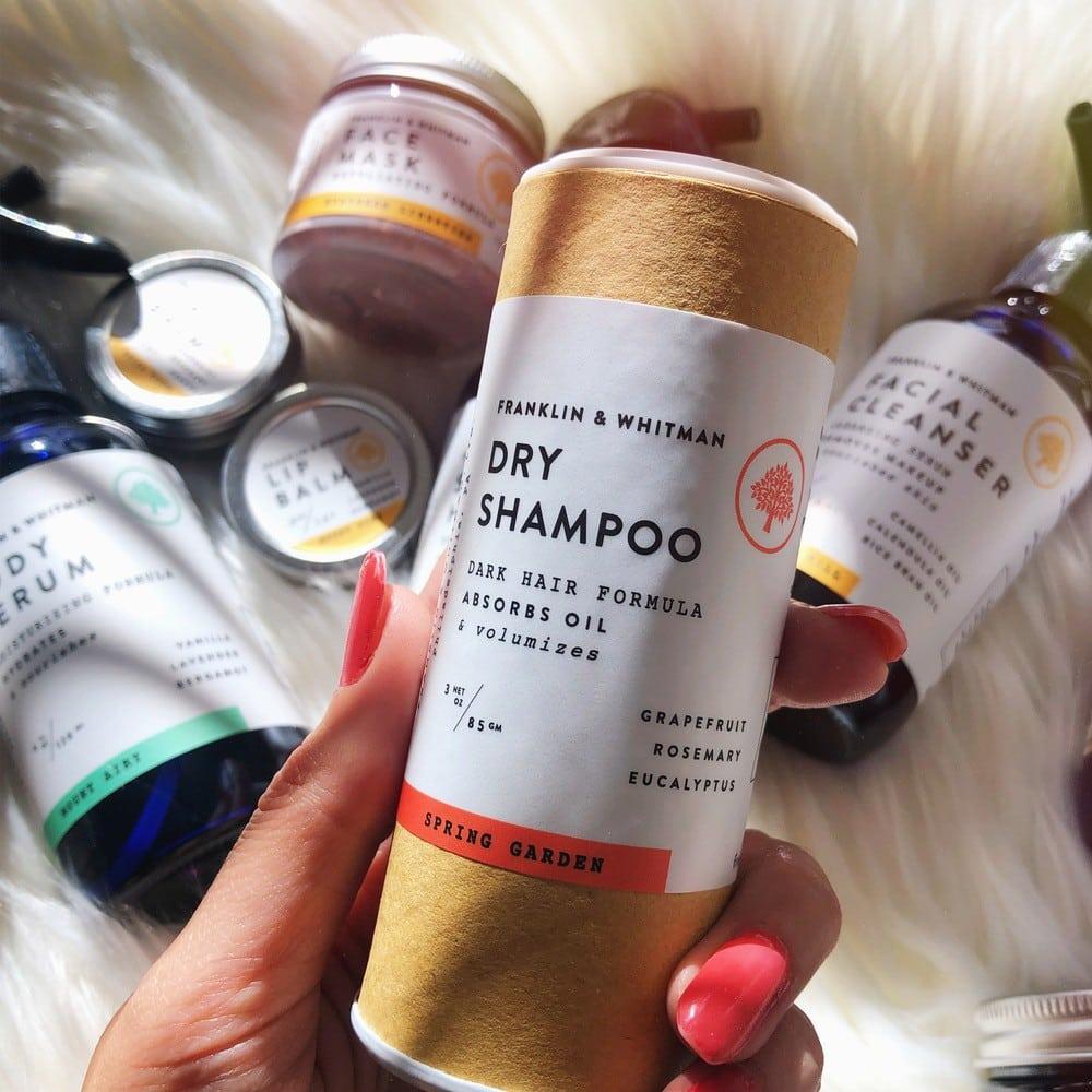 Franklin & Whitman Dry Shampoo