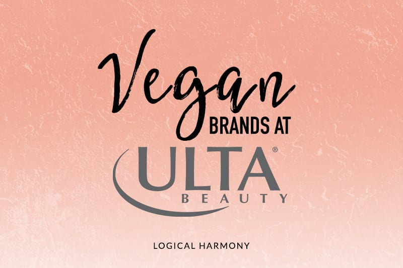 Vegan Brands at Ulta