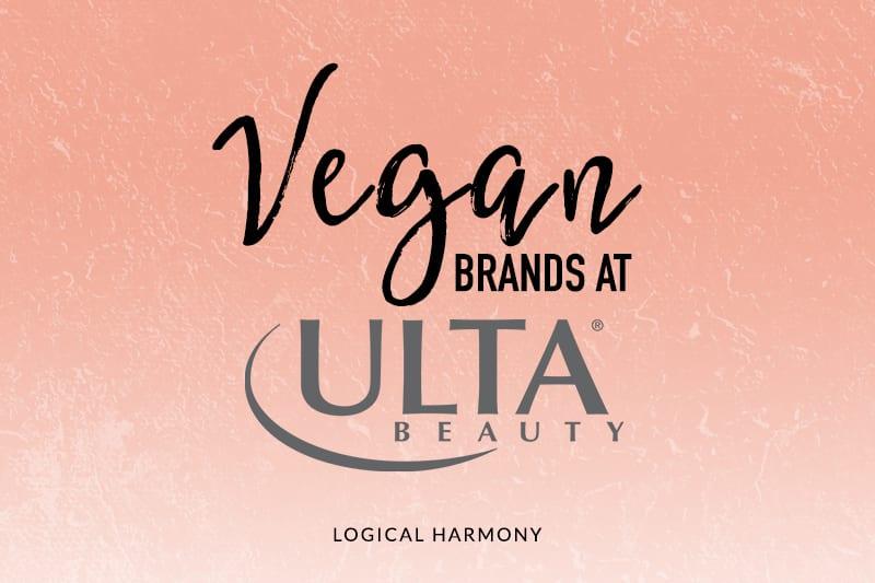 Vegan Brands at Ulta