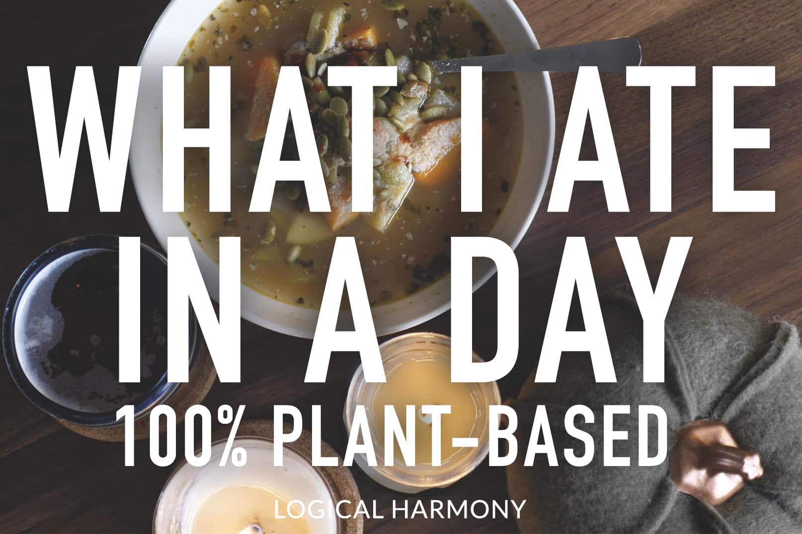 What I Eat in a Day Plant-Based ft. Purple Carrot