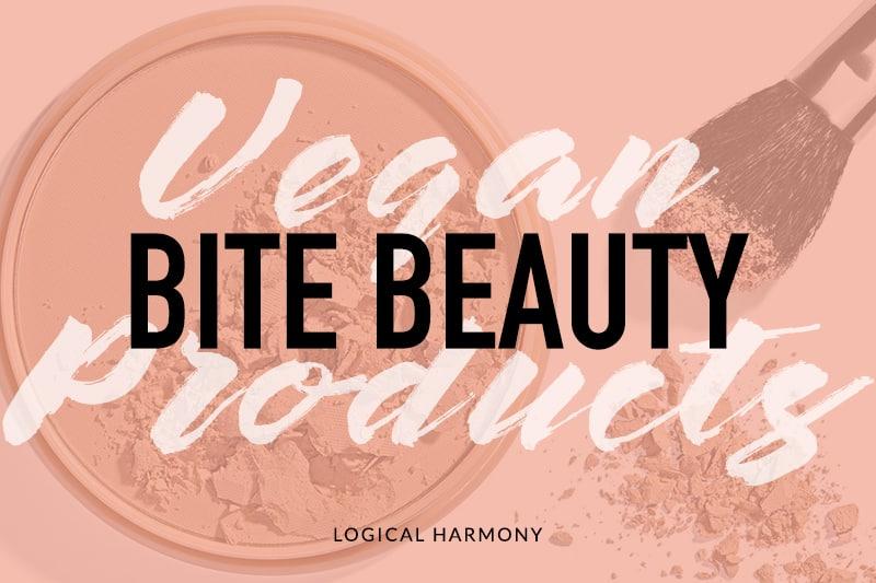 Bite Beauty Vegan Product List