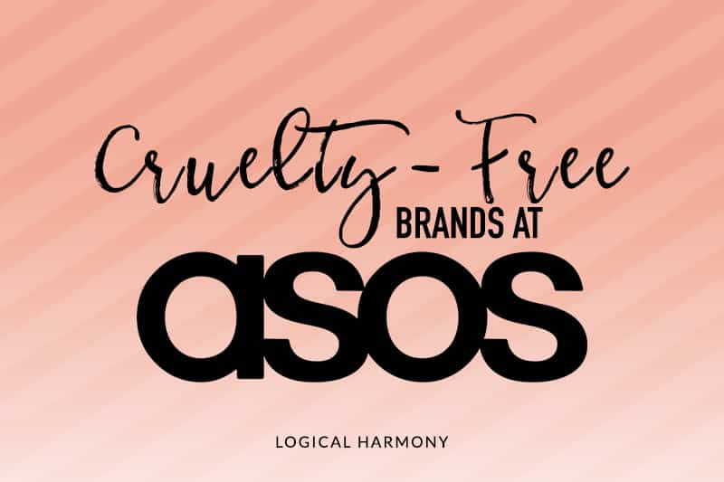 Cruelty-Free Brands at ASOS