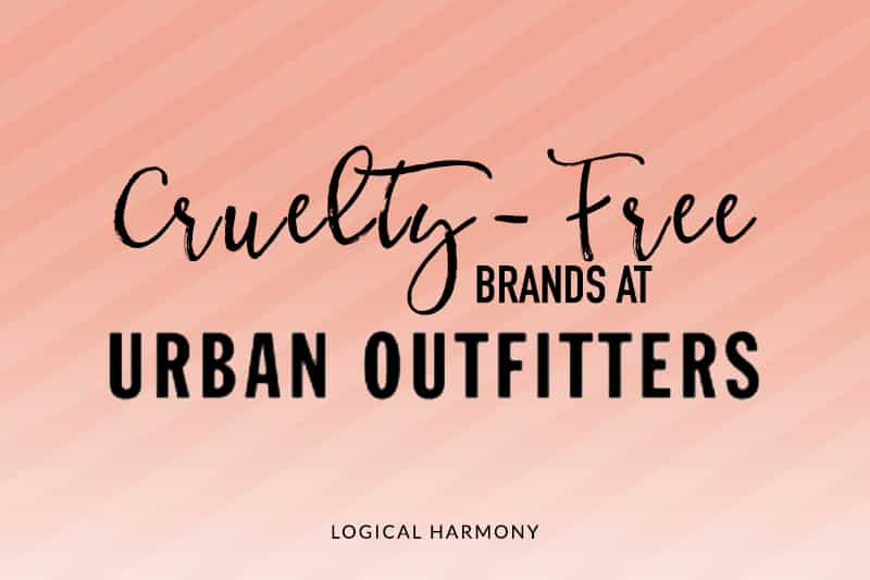 Cruelty-Free Brands at Urban Outfitters