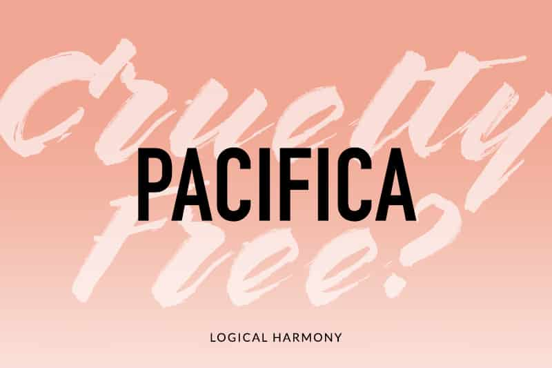 Is Pacifica Cruelty-Free?