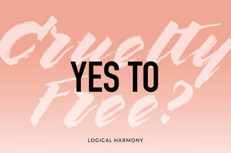 Is Yes To Cruelty-Free?