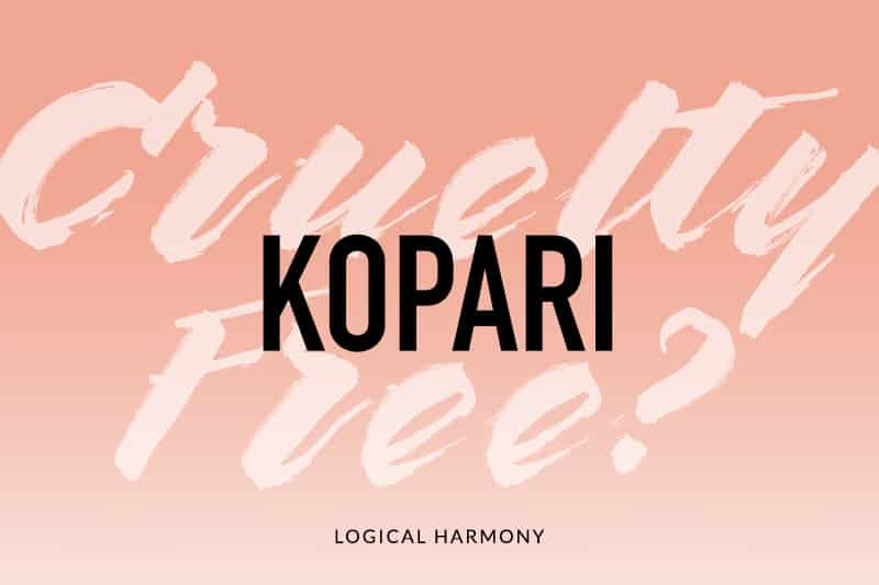 Is Kopari Cruelty-Free?