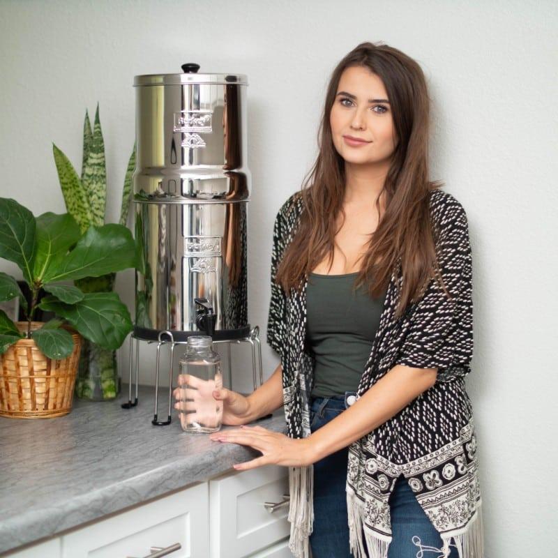 Berkey Water Filters - My Experience with the Big Berkey