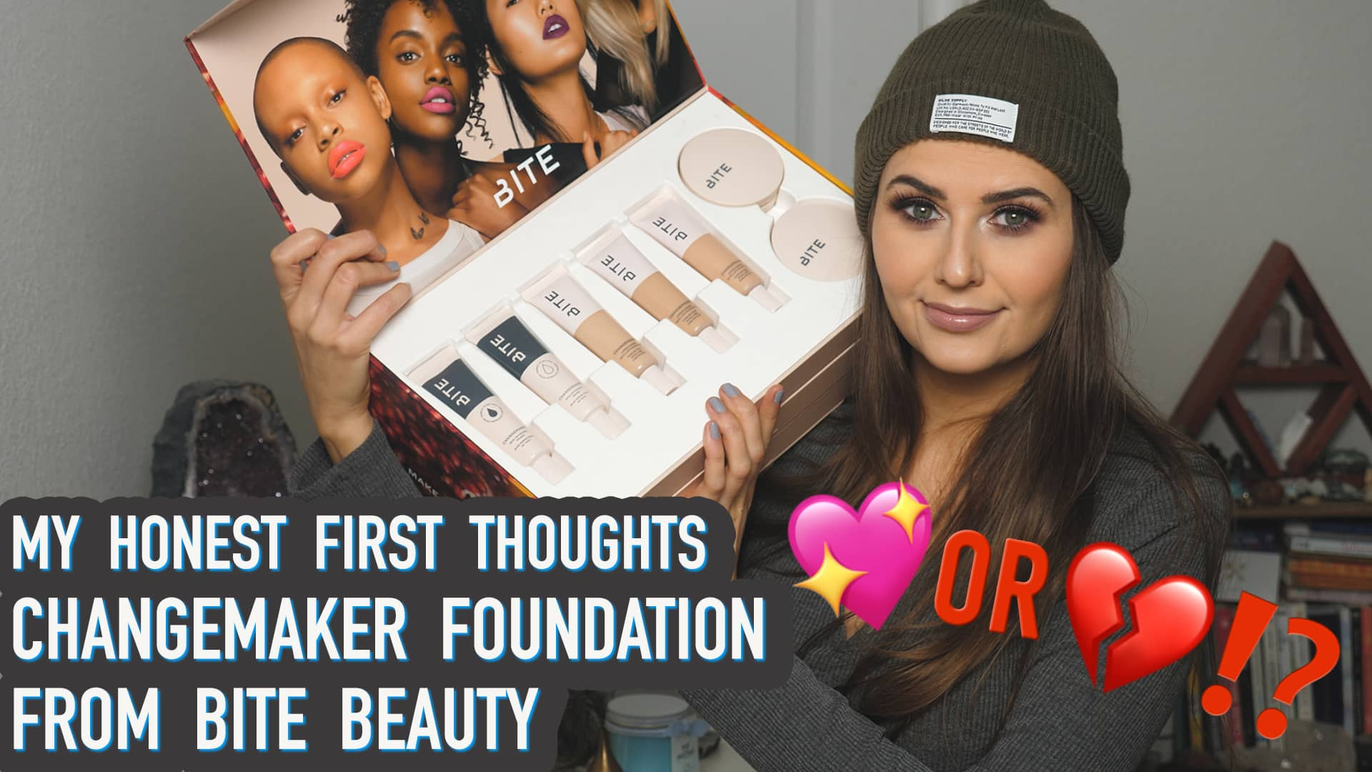 Bite Beauty Changemaker Foundation First Impressions
