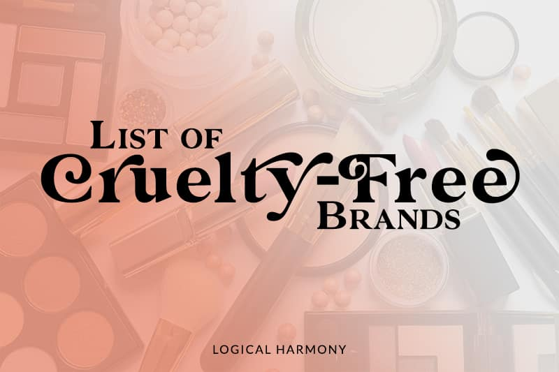 Cruelty-Free Brand List on Logical Harmony