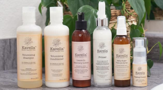My Thoughts on Kavella Haircare Products - a Cruelty-Free Salon Line
