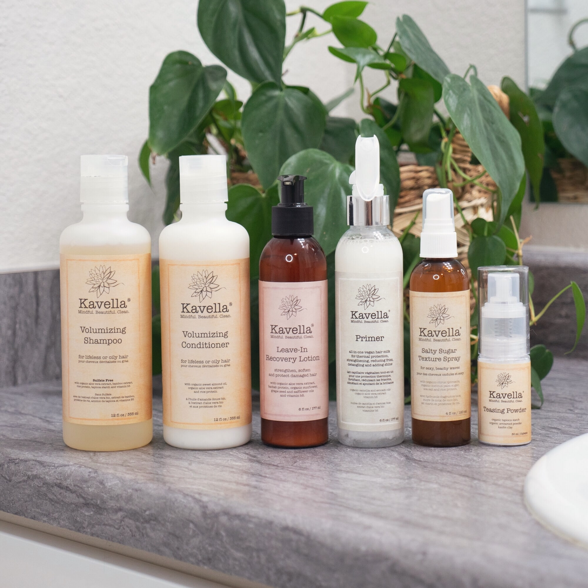 My Thoughts on Kavella Hair Products - a Cruelty-Free Salon Line