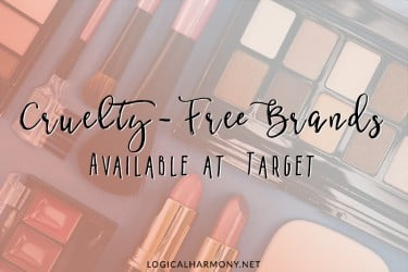Cruelty-Free Brands Available at Target
