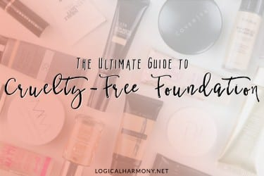 The Ultimate Cruelty-Free & Vegan Foundation Guide