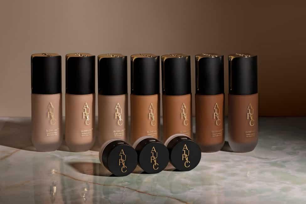 AURIC Cosmetics full range