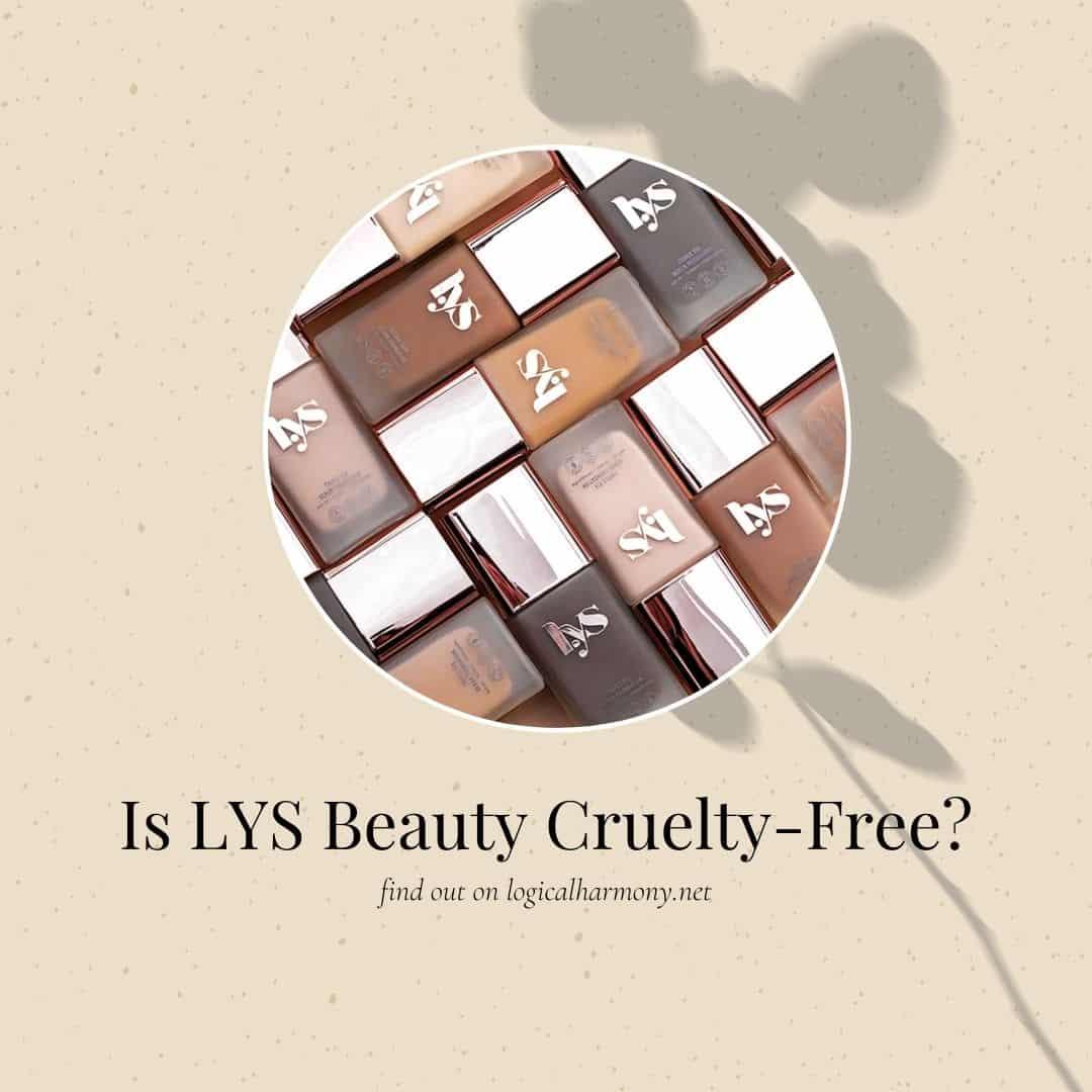 Is LYS Beauty Cruelty-Free?