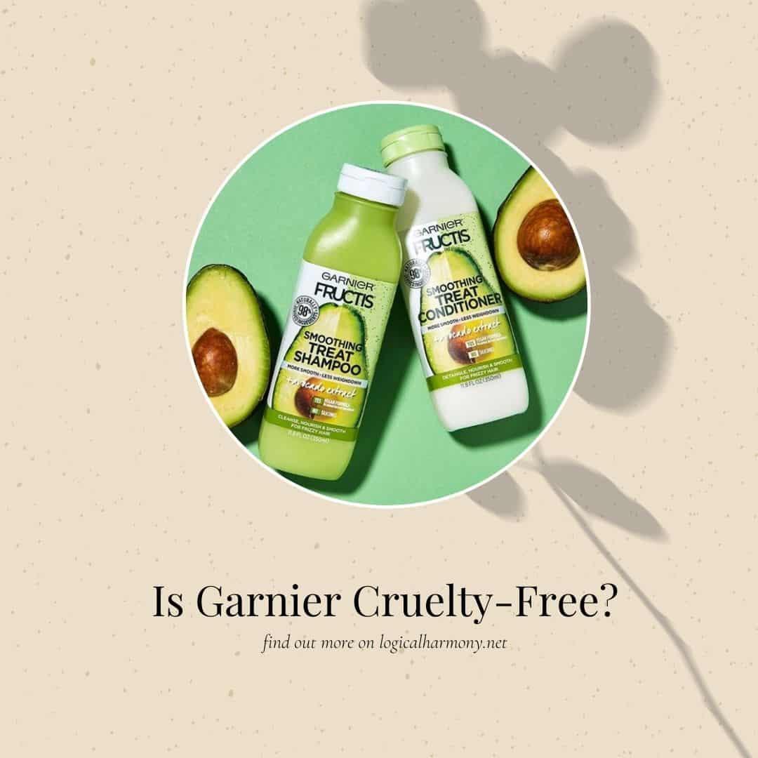 Is Garnier Cruelty-Free?