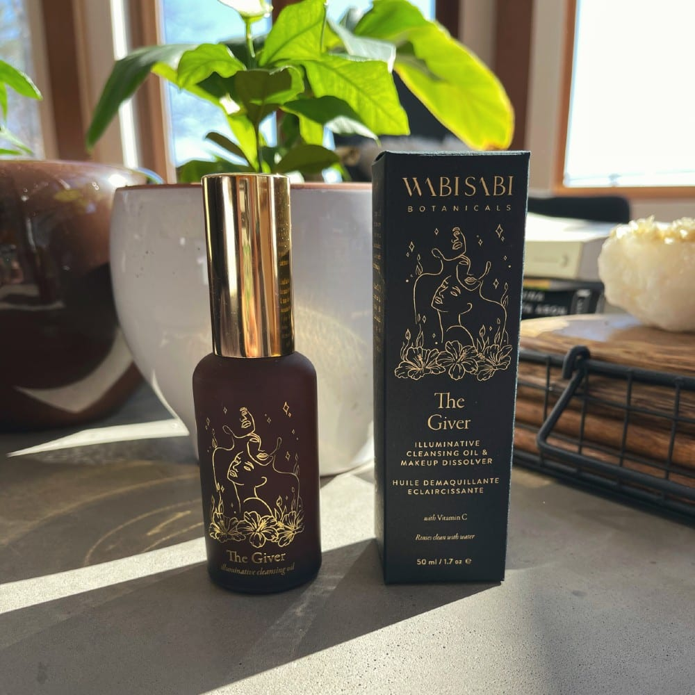 Trying Essential Oil Free Skincare with Wabi Sabi Botanicals