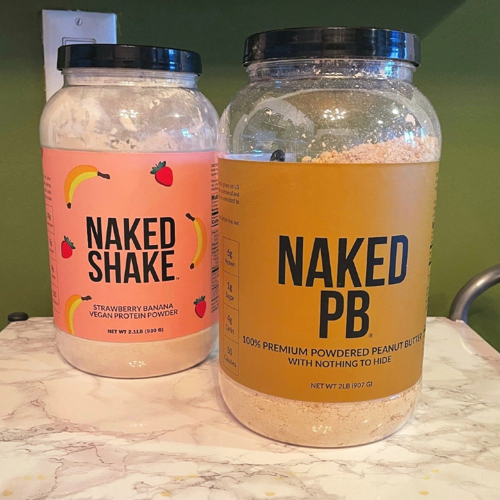 Naked Nutrition Naked Peanut Butter