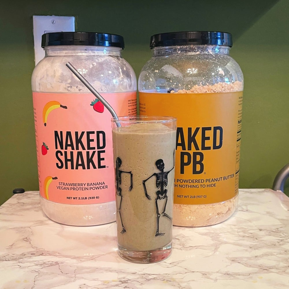 Self Love in a Shake with Naked Nutrition