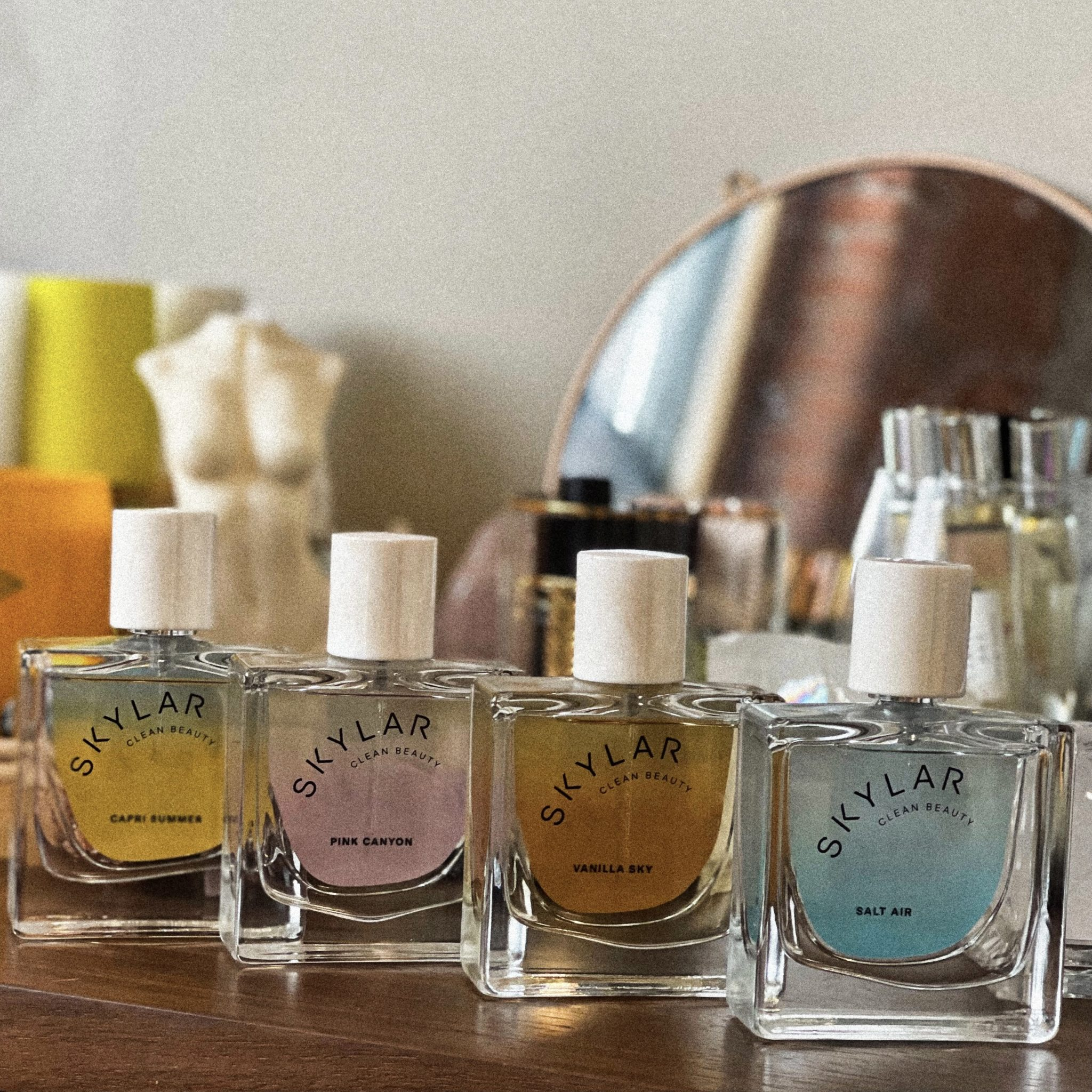 Cruelty-Free Perfume Brand Skylar Launches New Labels