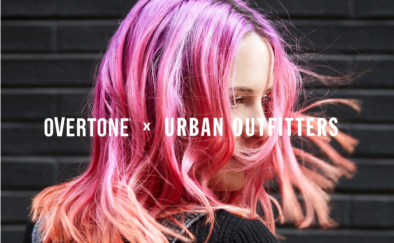 oVertone Launches at Urban Outfitters